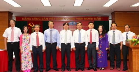 Đại hội đại biểu Đảng bộ Công ty CP điện Việt Lào lần thứ IV nhiệm kỳ 2015-2020