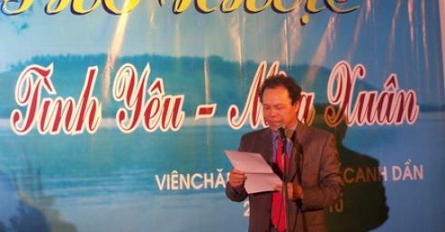 Đêm thơ nhạc Việt trên đất bạn Lào