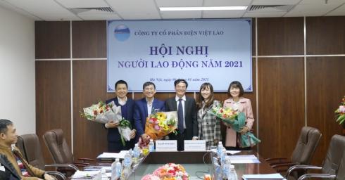 HỘI NGHỊ NGƯỜI LAO ĐỘNG NĂM 2021