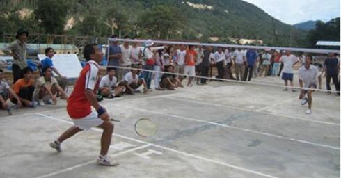 Tưng bừng các hoạt động thể thao kỷ niệm Quốc khánh 2-9 trên công trường xây dựng thủy điện Xekaman 1