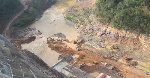 Chinh phục sông Xekaman