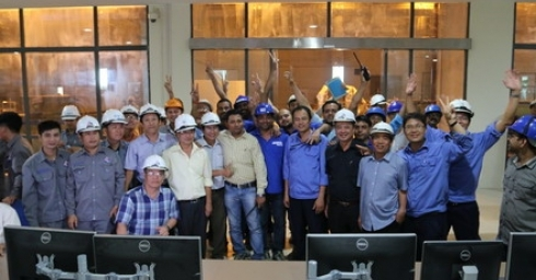 XEKAMAN 1 HYDROPOWER PLANT SUCCESSFULLY JOINS VIETNAM'S GRID