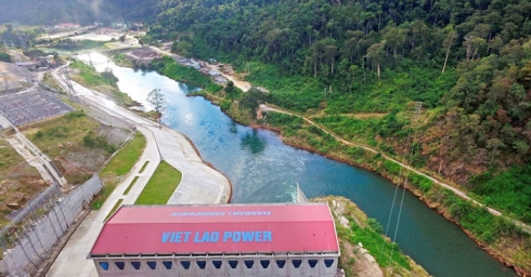XEKAMAN 1 HYDROPOWER PLANT EXCEEDS 2 BILLION KWH