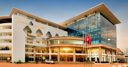 Công ty TNHH Tòa nhà điện Việt Lào